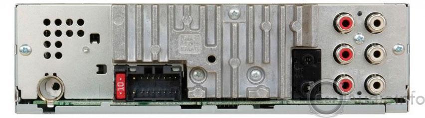 Приобретаем новую магнитолу обладающую разъёмами RCA