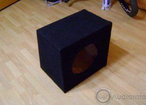 Короб закрытый ящик который был изготовлен своими руками